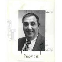 1990 Press Photo New Police Chief Thomas Murphy - cva29571