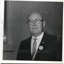 1965 Press Photo Walt Winter