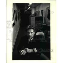 1978 Press Photo Donald Jenkins, Head of the Portland Art Museum - ora47056