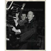 1964 Press Photo Dick & Tom Smothers