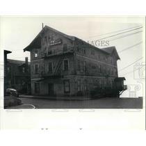 1981 Press Photo Gilmore Hotel - ora37611