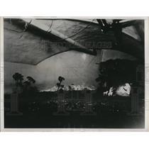 1937 Press Photo The Moravian Community at Winston-Salem, N.C.