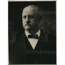 1918 Press Photo Thetus W Sims of Tenn - nex62796