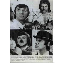 1974 Press Photo Malcolm McDowell in O Lucky Man! - orp25020