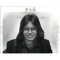 1988 Press Photo Mary Papcke Assistant County Prosecutor
