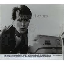 1974 Press Photo Martin Sheen in Badlands - orp25999