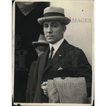 1922 Press Photo WG Price King Kleagle Calif Ku Klux Klan