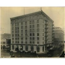 1920 Press Photo Congress Hotel - ora36563