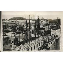 1928 Press Photo 14 killed in bomb meant for Iatalian King in Milan Italy