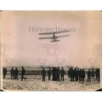 1919 Press Photo Aerial service for merchandise transportation in England