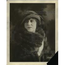 1922 Press Photo Miss Rita Meinau - nee00760