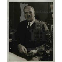 1933 Press Photo Alexauder Howie - nee00679