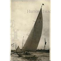 1922 Press Photo Yacht Reg owned by Norman Clark-NEill at NYC