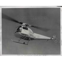 1954 Press Photo 47G-I Bell Helicopter