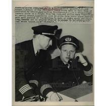 1949 Press Photo Ralph W. Burford