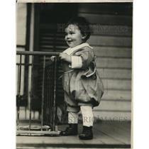 1922 Press Photo Maurice Weaver
