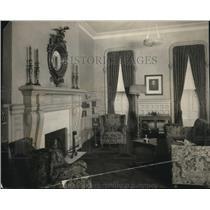 1926 Press Photo University Club