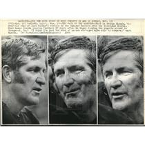 1970 Press Photo This is George Blanda 43 year old star of Raiders victory