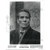"""1994 Press Photo Pete Postlethwaite in """"In the Name Of The Father"""""""