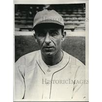 1931 Press Photo Frank Orourke Named Manager For Milwaukee