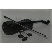 1990 Press Photo Violin Musical Instrument - cva68073