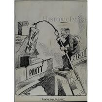 1940 Press Photo Donahey Cartoon - cva61563