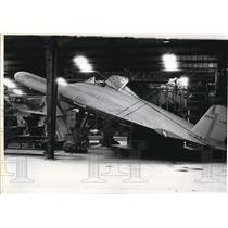 1968 Press Photo C-173 Flying Pancake experimental plane