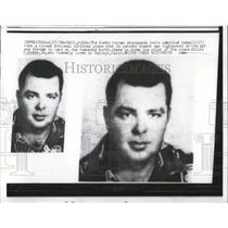 1958 Press Photo Pilot Willis P. Hobbs
