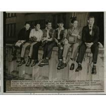 1948 Press Photo Nathaniel Greene Junior High