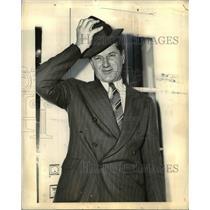 1939 Press Photo Governor Burnet R. Maybank