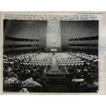 1960 Press Photo United Nations General Assembly, New York