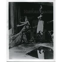 1990 Press Photo Scene from Aelita Queen of Mars 1924 - cvp58694