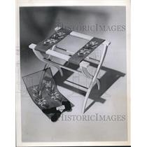 1946 Press Photo Furniture