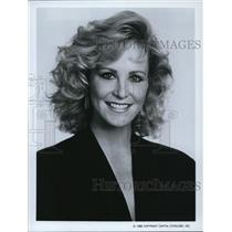 1986 Press Photo Joanna Kerns in Growing Pains