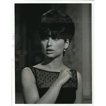 Press Photo Suzanne Pleshette in After the Lion, Jackals