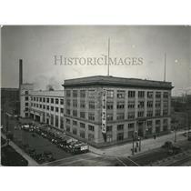 1935 Press Photo Cleveland News
