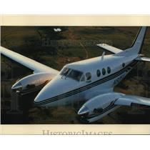 1991 Press Photo King Air C90B