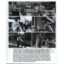 Press Photo Picture What Women Do