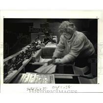 1991 Press Photo Nancy Sampson