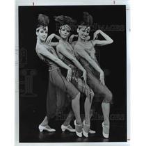 1980 Press Photo Ballet - cva60154