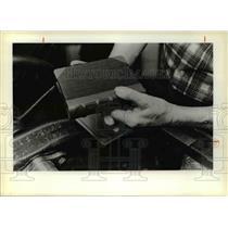 1979 Press Photo The Pilgrim's Progress rebound book - cva56839