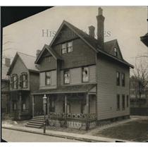 1900 Press Photo Girl's Detention/Home for Children