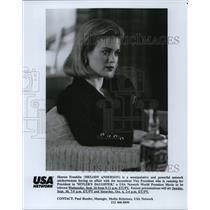 Press Photo Sharon Franklin in Hitler's Daughter - cvp58209
