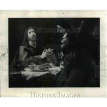 1941 Press Photo The Supper at Emmaus Painting - cva59511