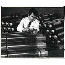 1982 Press Photo BF Goodrich Co
