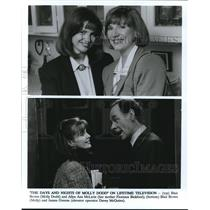 Press Photo The Days And Nights Of Molly Dodd - cvp72773