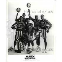 1995 Press Photo Harlem Globetrotters