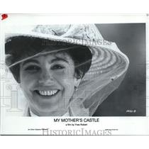 1991 Press Photo Therese Liotard stars in My Mother's Castle - cvp52447