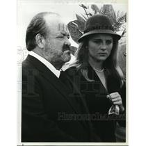 1980 Press Photo William Conrad in Battles - cvp43624