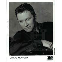 Undated Press Photo Craig Morgan Country Music Singer and Songwriter - cvp45348
